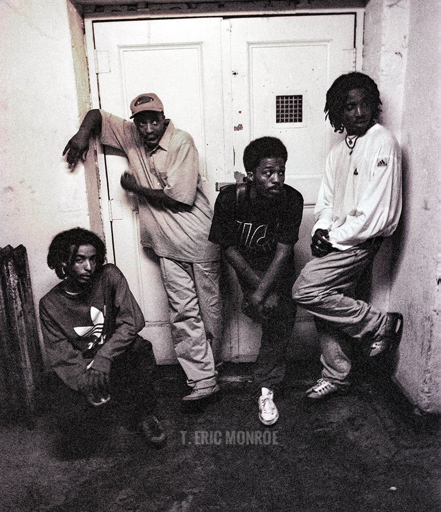 The Moment: The Pharcyde, As One