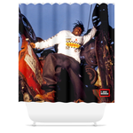 ODB Junkyard Dog Shower Curtain