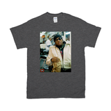ODB BARBERSHOP CHAIR STARE T-SHIRT