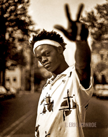Harold Hunter, Peace