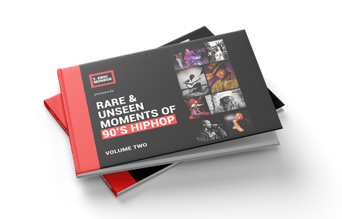 WHOLESALE Rare & Unseen Moments of 90's Hiphop: Volume Two