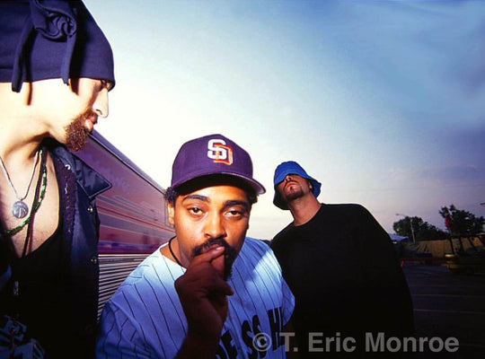 Cypress Hill | Side of Bus