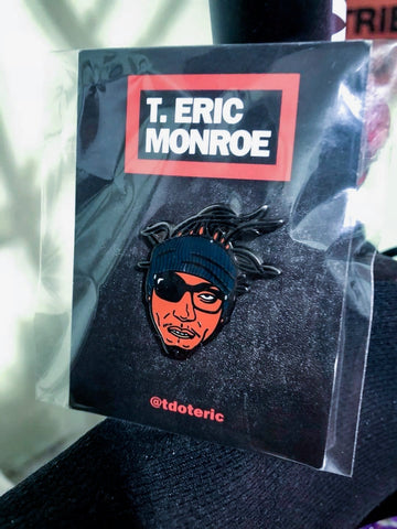 Ol' Dirty Bastard Lapel Pin