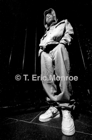 Nas archival print 90s hiphop photography