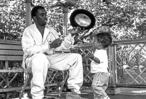 "Diddy & Son, ""Passing the Crown"""