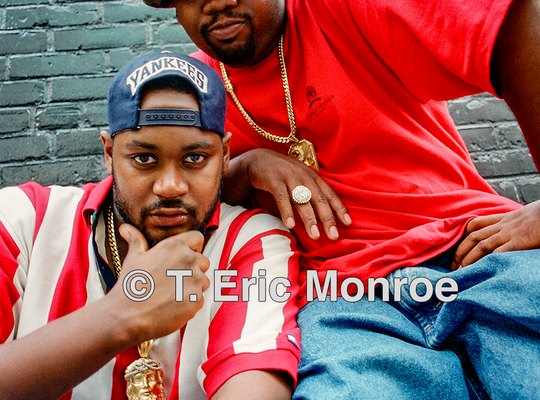 ghostface, raekwon wutang chillin nyc archival photography print nyc 90s hiphop