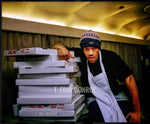 Redman, Pizza
