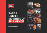 WHOLESALE Rare & Unseen Moments of 90's Hiphop: Volume Three