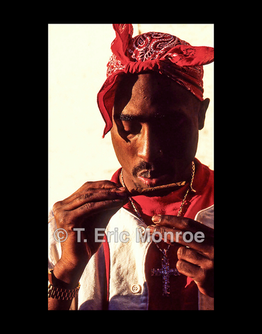 tupac blunt dry hiphop photography archival print