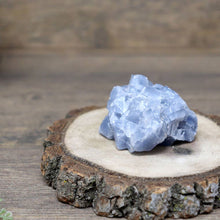 Blue Calcite Chunk