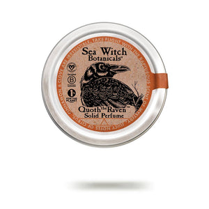 Quoth the Raven Solid Perfume