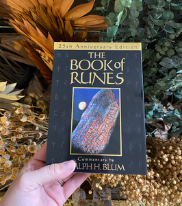 The Book of Runes Kit