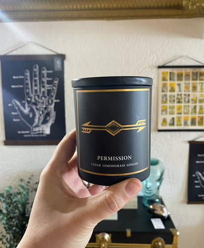 Permission Candle
