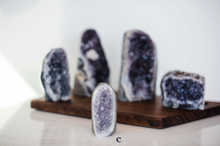 Amethyst Cathedral Geodes