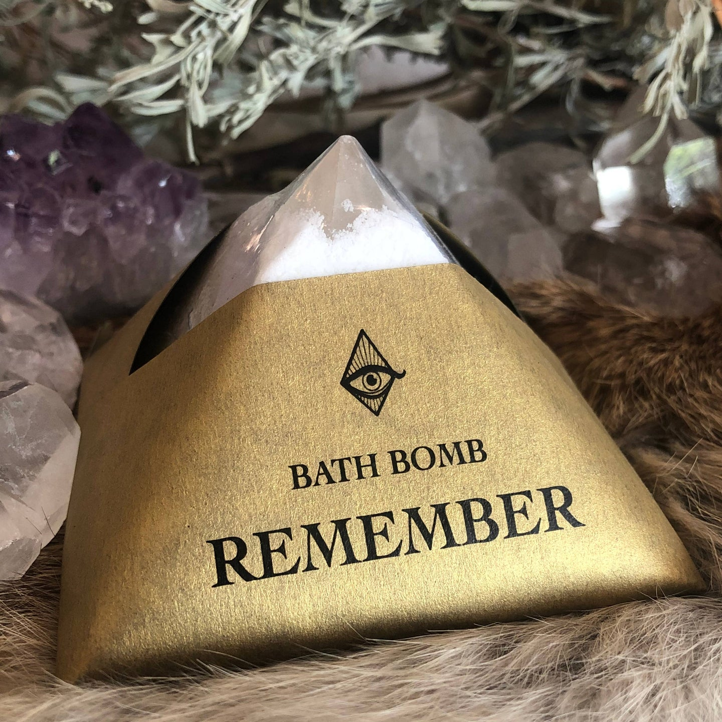 Remember Bath Bomb