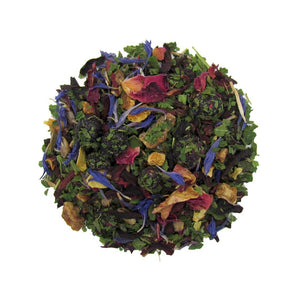 Blueberry Detox Herbal Tea