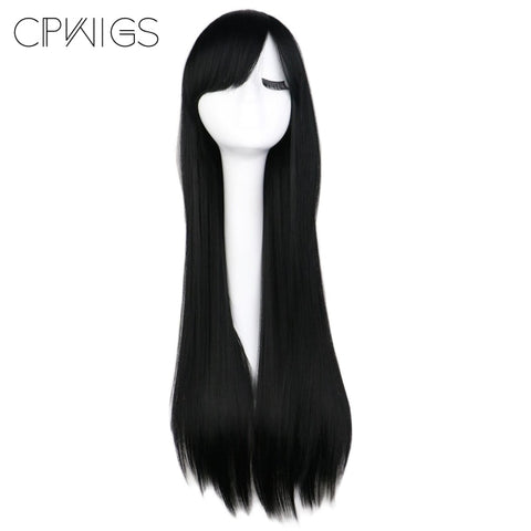 "Fashion Wig - Straight 28"" - 11 Colors"