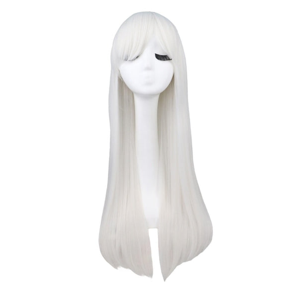 Fashion Wig - Straight 28 11 Colors White / 28Inches
