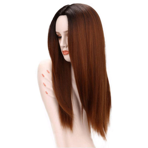 Straight 26 Inches - Synthetic Wigs