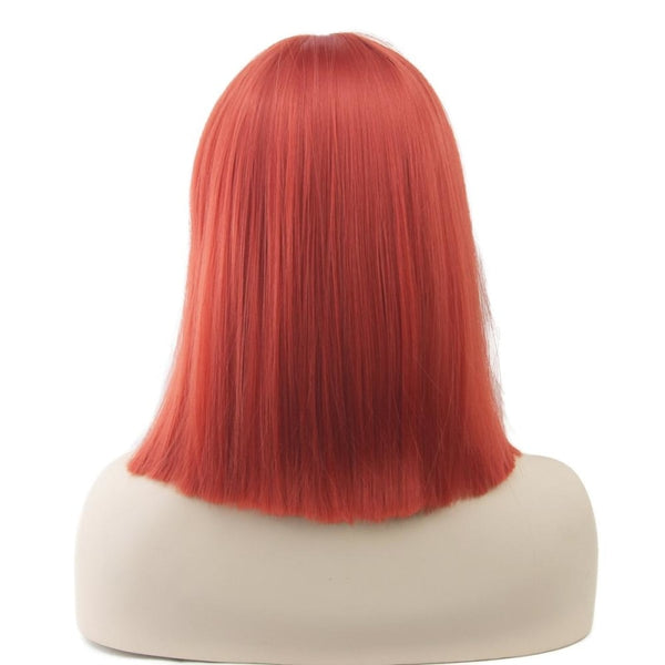 Heat Resistant Synthetic Hair - Straight 16 8 Colors