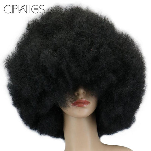 Afro Wigs - 12""