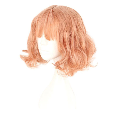 Fashion Wig - Curly 14 Air Bang Wigs (6 Colors)