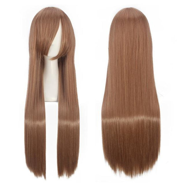 Fashion Wig - Straight 32 19 Colors Nc/4Hl / 32Inches