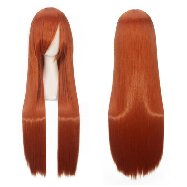 Fashion Wig - Straight 32 19 Colors #35 / 32Inches