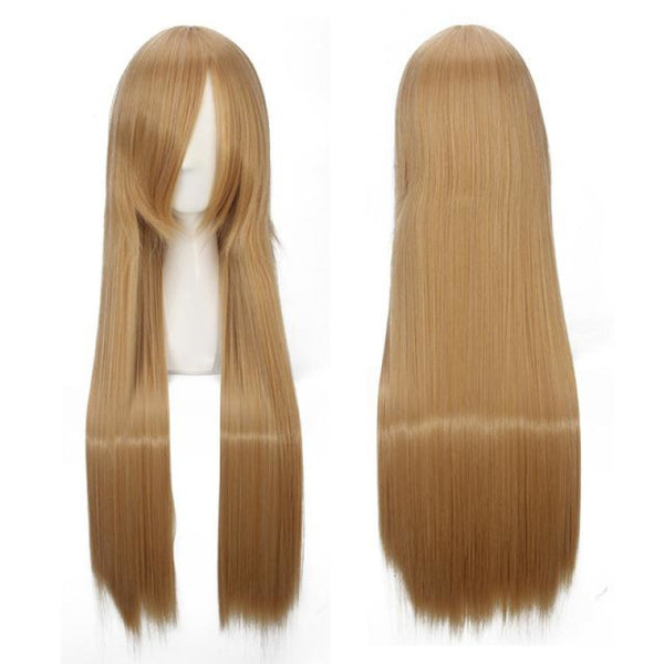 Fashion Wig - Straight 32 19 Colors P1B/613 / 32Inches