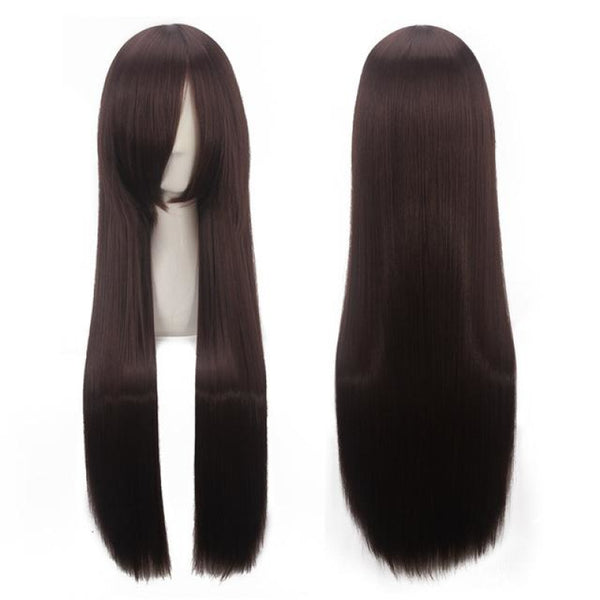 Fashion Wig - Straight 32 19 Colors P2/613 / 32Inches