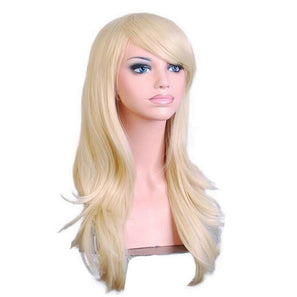 Fashion Wig - Wavy 28 12 Colors Blonde / 28Inches