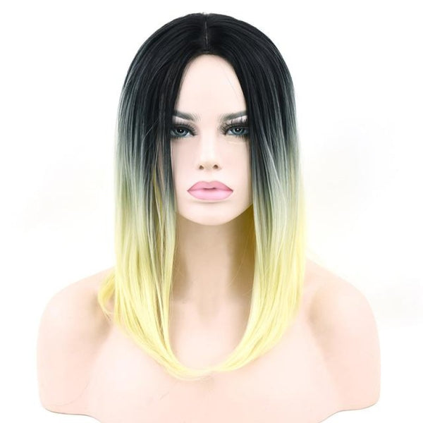 Bob Wigs - 16 11 Colors T1B/613 / 16Inches