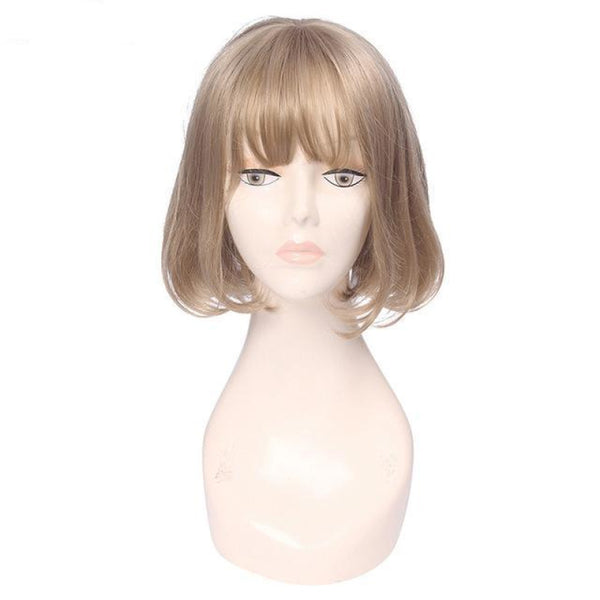 Straight Bob 16 - Dark Blonde Wigs