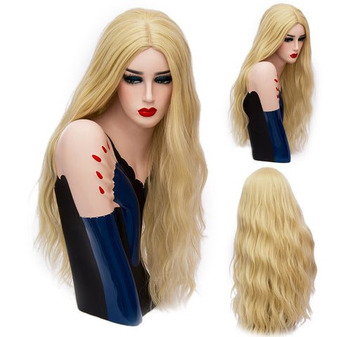 "Fashion Wigs - Curly 28"" - #1"
