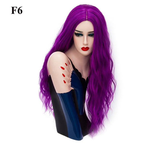 "Fashion Wigs - Curly 28"" - #6"