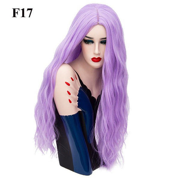 "Fashion Wigs - Curly 28"" - #17"