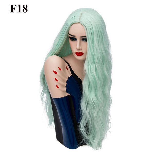 "Fashion Wigs - Curly 28"" - #18"