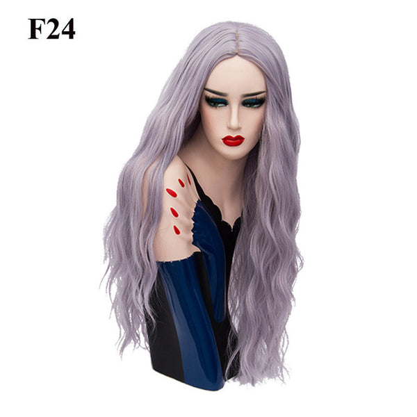 "Fashion Wigs - Curly 28"" - #24"