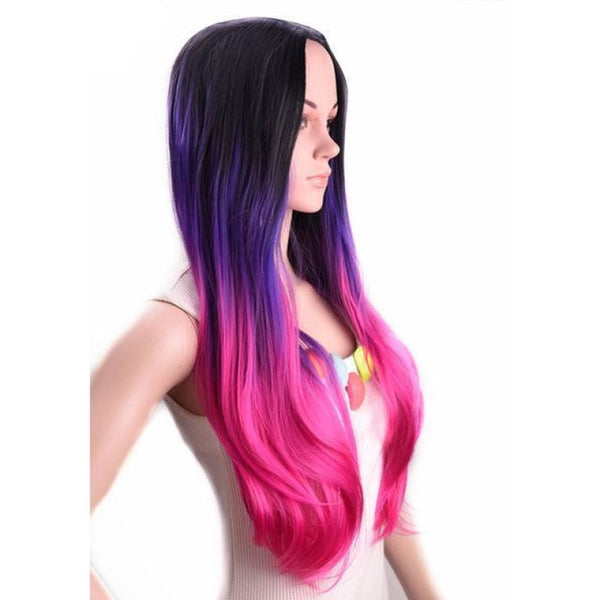 Straight 24 Inches - Synthetic Wigs Nc/4Hl / 24Inches