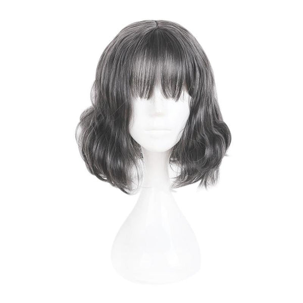 Fashion Wig - Curly 14 Air Bang Wigs (6 Colors) T1B/33