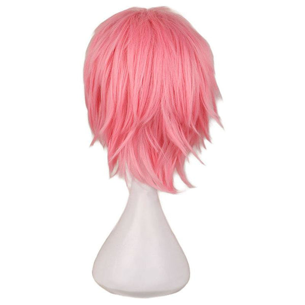 Boy Cut 1 - Light Pink Wigs