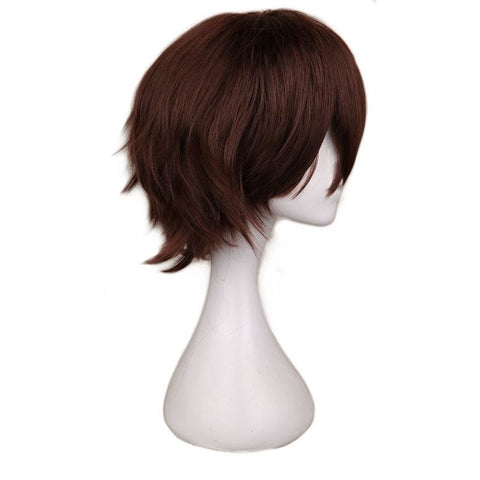 Boy Cut 1 - Dark Brown Wigs