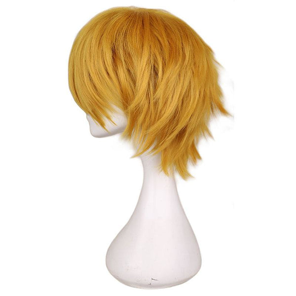 Boy Cut 1 - Blonde Wigs