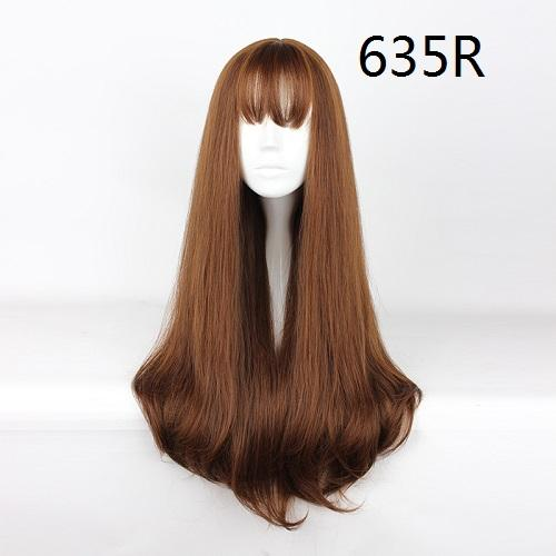 Air Bang - Straight 30 Harajuku Wig 635R