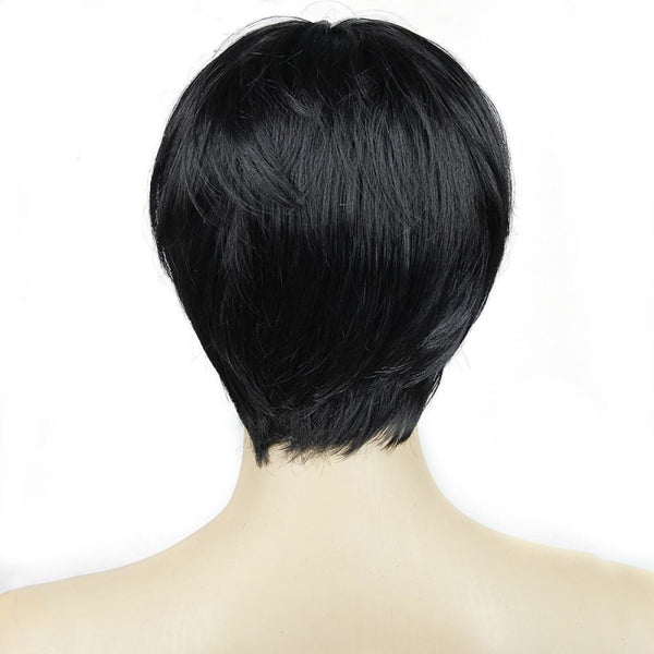 Boy Cut - 10 Natural Black