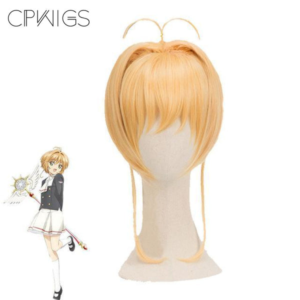 Character Cosplay - Cardcaptor Sakura: Clear Card Sakura Kinomoto #3 / 12Inches China