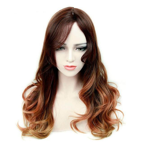 Synthetic Wigs - Curly 24 inches