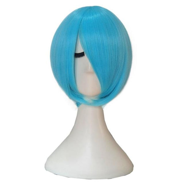 Bob Wigs - 6 Inch 24 Colors 4516 / 6Inches