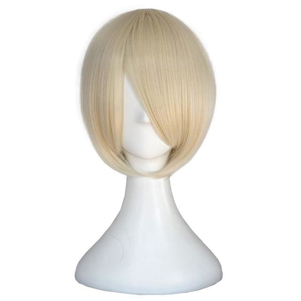 Bob Wigs - 6 Inch 24 Colors 613 / 6Inches