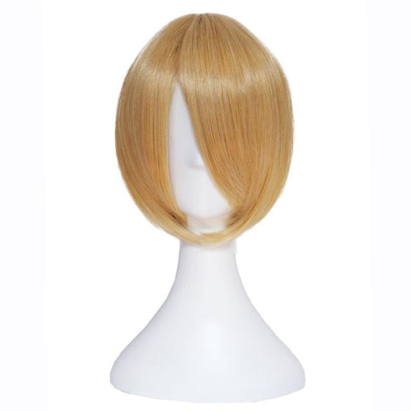 Bob Wigs - 6 Inch 24 Colors 0953-613C / 6Inches